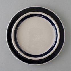 ARABIA / Ulla Procope [ Anemone ] 20cm plate (B)