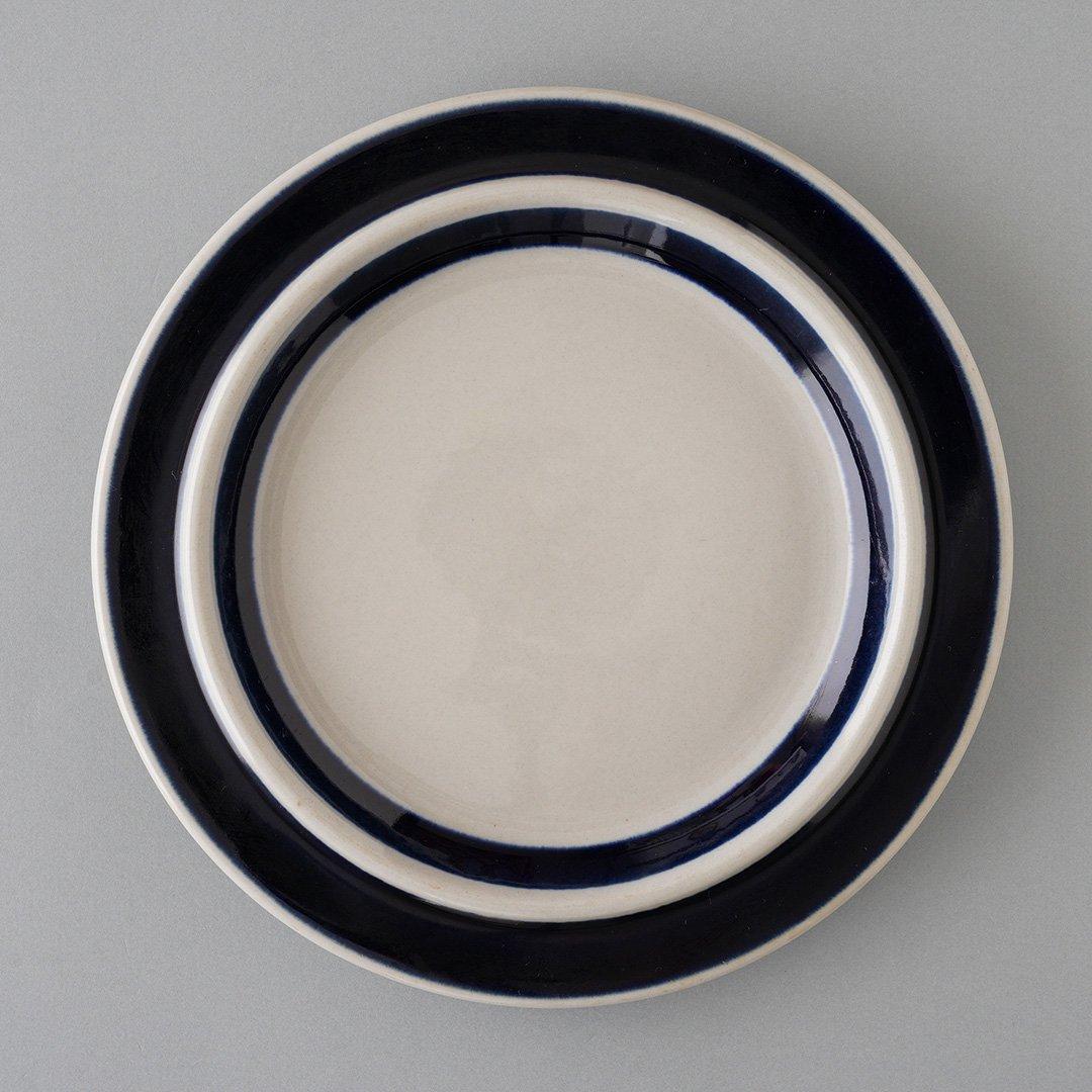 ARABIA / Ulla Procope [ Anemone ] 20cm plate (A)