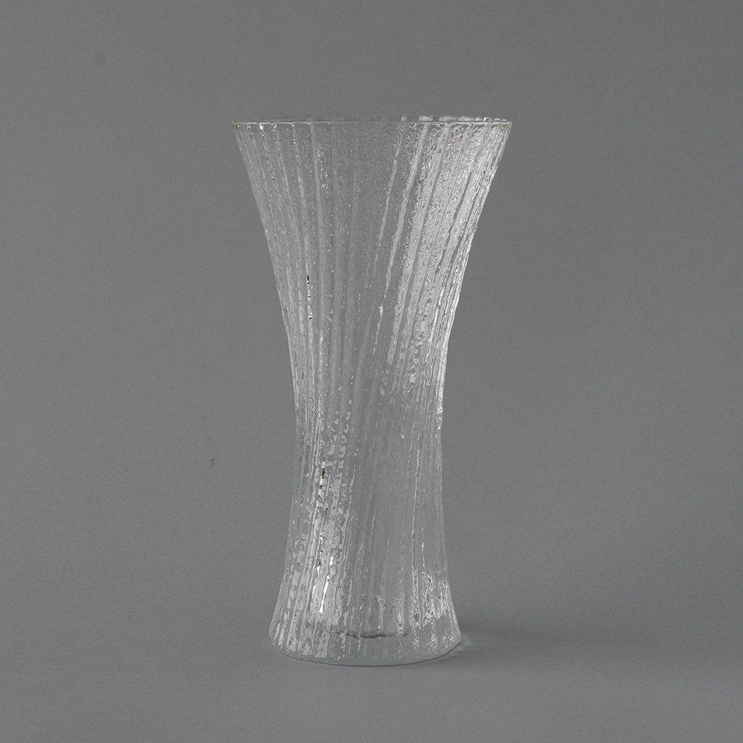 Nuutajarvi / Oiva Toikka [ Vilja - 17cm ブランドシールなし] flower vase (D)