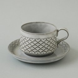 Bing&Grondahl / Jens.H.Quistgaard [ CORDIAL ] cup&saucer (C)