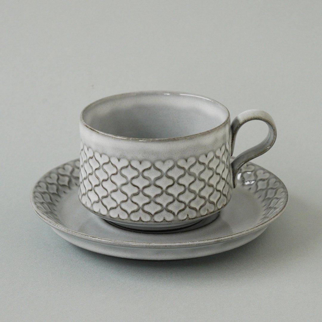 Bing&Grondahl / Jens.H.Quistgaard [ CORDIAL ] cup&saucer (A)