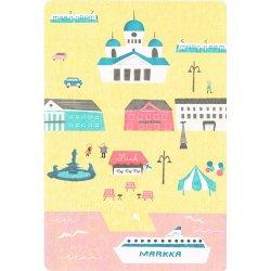 markka original [ KAUPPATORI ] ポストカード