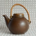 <img class='new_mark_img1' src='https://img.shop-pro.jp/img/new/icons48.gif' style='border:none;display:inline;margin:0px;padding:0px;width:auto;' />ARABIA / Ulla Procope [ GA1 ] teapot (brown)