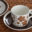 <img class='new_mark_img1' src='https://img.shop-pro.jp/img/new/icons48.gif' style='border:none;display:inline;margin:0px;padding:0px;width:auto;' />Rorstrand [ anemon ] coffeecup & saucer