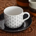<img class='new_mark_img1' src='https://img.shop-pro.jp/img/new/icons48.gif' style='border:none;display:inline;margin:0px;padding:0px;width:auto;' />Rorstrand [ VENEZIA ] coffeecup & saucer