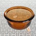 <img class='new_mark_img1' src='https://img.shop-pro.jp/img/new/icons48.gif' style='border:none;display:inline;margin:0px;padding:0px;width:auto;' />Nuutajarvi / Kaj Franck [ Luna ] dessert bowl (brown)