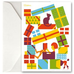 Kehvola Design / Timo Manttari [ Presents ] greeting card