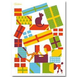 Kehvola Design / Timo Manttari [ Paketit ] postcard