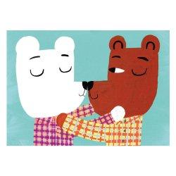 Kehvola Design / Matti Pikkujamsa [ Nallet ] postcard