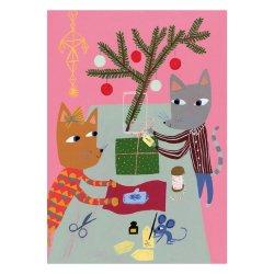 Kehvola Design / Matti Pikkujamsa [ Pakettipaja ] postcard