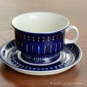 <img class='new_mark_img1' src='https://img.shop-pro.jp/img/new/icons48.gif' style='border:none;display:inline;margin:0px;padding:0px;width:auto;' />ARABIA / Ulla Procope [ Valencia ] teacup & saucer