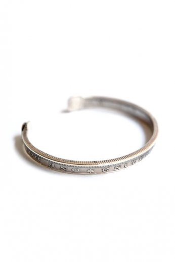 NORTH WORKS(ノースワークス) MORGAN DOLLAR BANGLE SLIM