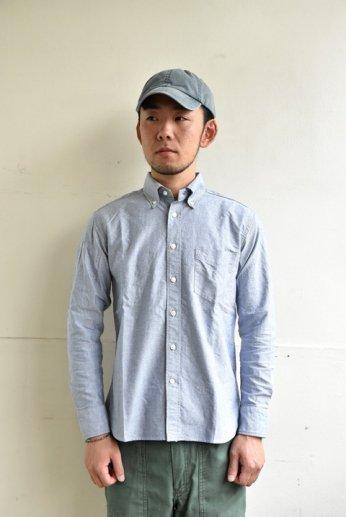 SPINNER BAIT(スピナーベイト) ボタンダウンシャツ オックスフォード ネイビー