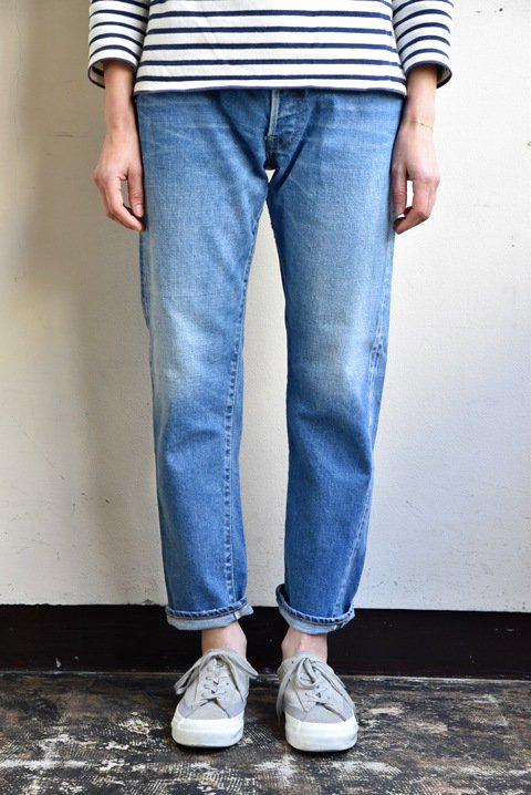 """<img class='new_mark_img1' src='https://img.shop-pro.jp/img/new/icons55.gif' style='border:none;display:inline;margin:0px;padding:0px;width:auto;' />Shu jeans(シュージーンズ) """"Peggy(ペギー)""""の写真"""