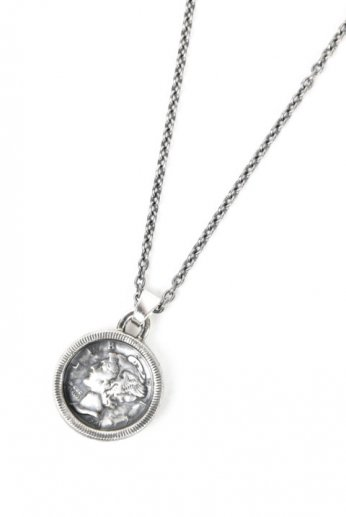 NORTH WORKS(ノースワークス) Mercury in 25¢ ring pendant