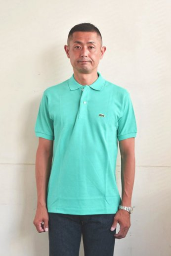 <img class='new_mark_img1' src='https://img.shop-pro.jp/img/new/icons13.gif' style='border:none;display:inline;margin:0px;padding:0px;width:auto;' />LACOSTE(ラコステ)半袖ポロシャツ パペーテ