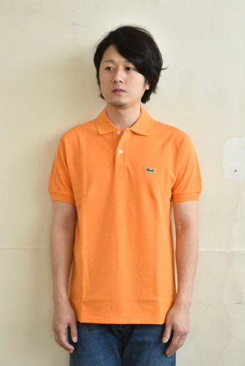 <img class='new_mark_img1' src='https://img.shop-pro.jp/img/new/icons13.gif' style='border:none;display:inline;margin:0px;padding:0px;width:auto;' />LACOSTE(ラコステ)半袖ポロシャツ マンダリン