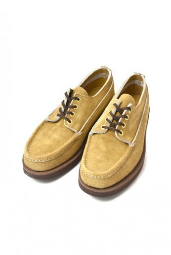RussellMoccasin(ラッセルモカシン)Fishing Oxford Tan Laramie Suede