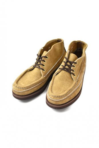 RussellMoccasin(ラッセルモカシン)Sporting Clays Chukka Tan Laramie Suede