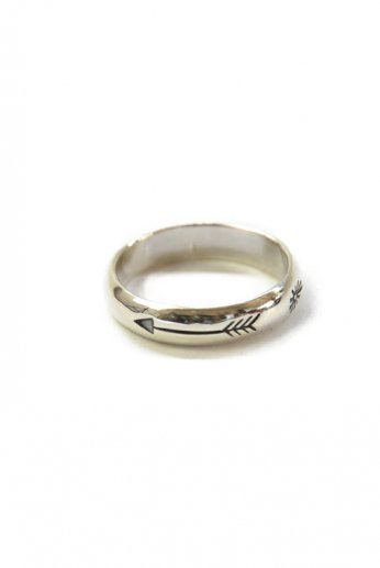 NORTH WORKS(ノースワークス)Silver Stamp Ring