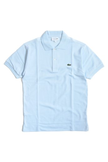 LACOSTE(ラコステ)半袖ポロシャツ ライトブルー