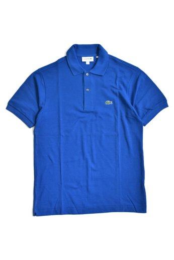 LACOSTE(ラコステ)半袖ポロシャツ エレクトリックブルー