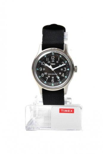 TIMEX(タイメックス)SSキャンパー プラ (アクリル)ブラック