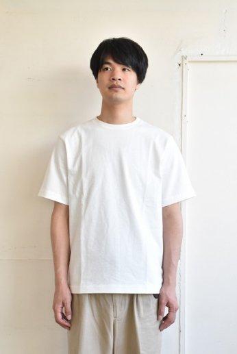 PANNILL(パニール)ショートスリーブTシャツ ホワイト
