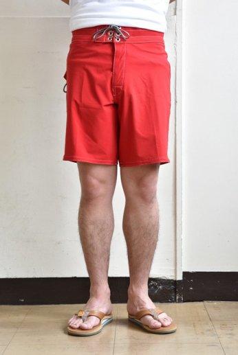 BIRDWELL(バードウェル)Board Shorts(ストレッチ)レッド