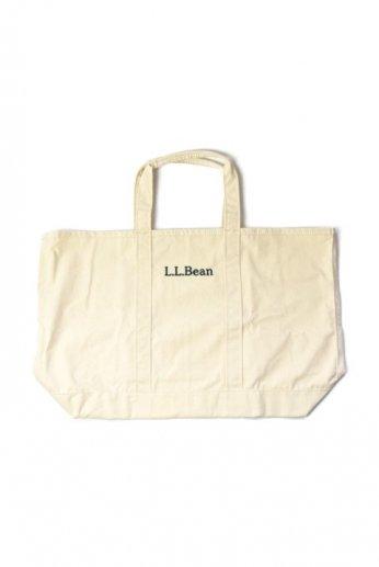 L.L.Bean(エル・エル・ビーン)グローサリートート ナチュラル