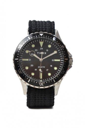 TIMEX(タイメックス) NAVY XL ブラック