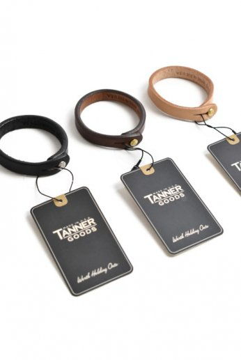 TANNER GOODS(タナーグッズ)SINGLE WRISTBAND