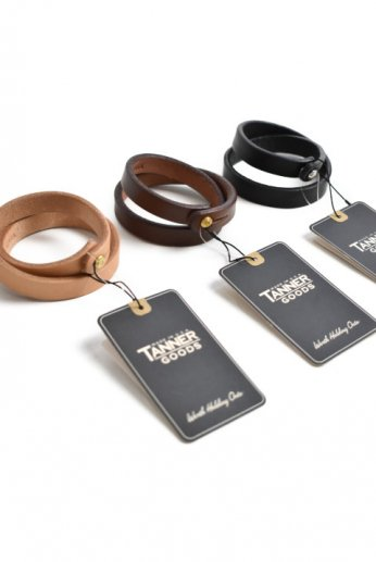 TANNER GOODS(タナーグッズ)DOUBLE WRISTBAND
