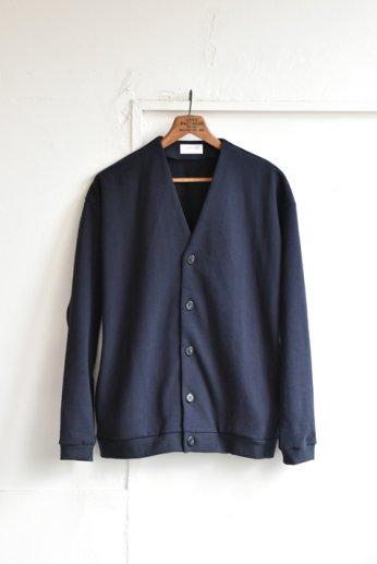 SPINNER BAIT(スピナーベイト)ミニ裏毛カーディガン スミクロ