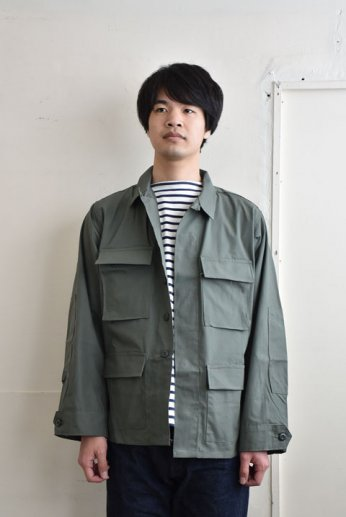 PROPPER(プロッパー) BDU COAT COTTON35 POLYESTER65 オリーブ