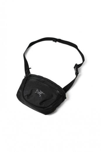 ARC'TERYX(アークテリクス)MAKA1 Waist pack Black