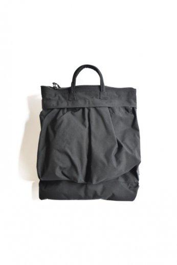 SML(エスエムエル) 3WAY HELMET BAG ブラック