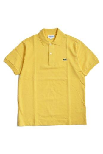 LACOSTE(ラコステ)半袖ポロシャツ イエロー