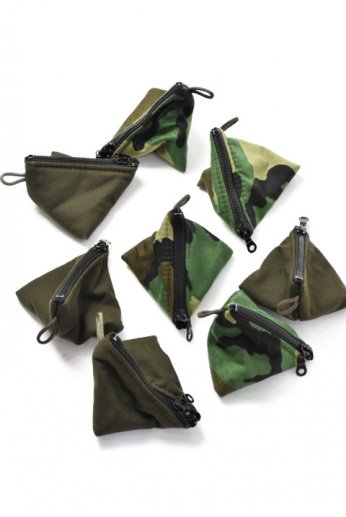 MILITARY ZIP POUCH S