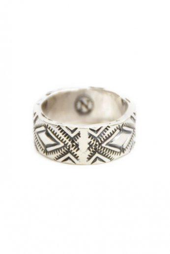 NORTH WORKS(ノースワークス)900Silver Stamp Ring