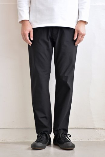 F.O.B FACTORY(エフオービー ファクトリー)DEPARTURE PANTS ブラック