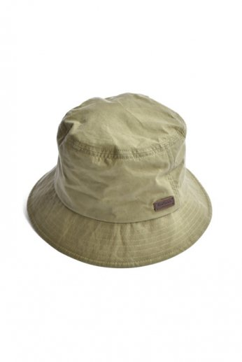 Barbour(バブアー) Barbour Irvine Wax Hat グリーン
