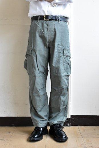 M.O.C(ミリタリーアウトドアクロージング)BDU Trousers Vintage Wash オリーブ
