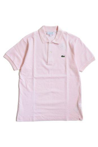 LACOSTE(ラコステ)半袖ポロシャツ ピンク