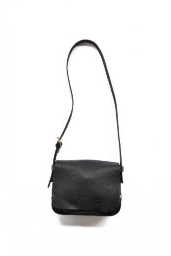 SLOW(スロウ)oil shrink mail bag S ブラック