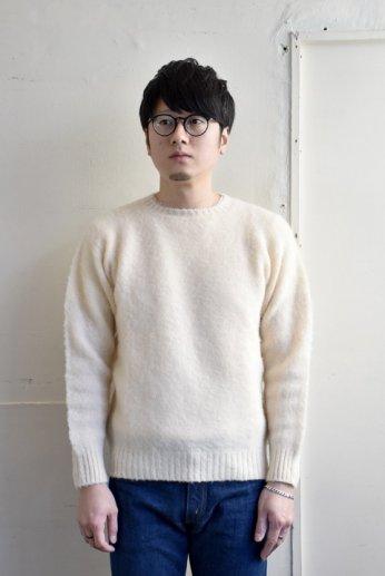 Ce Forsyth(フォーサイス) シャギードッグセーター CREAM