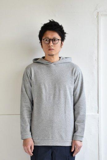 SPINNER BAIT(スピナーベイト) ミニ裏毛パーカー グレー