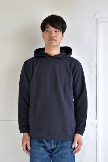 SPINNER BAIT(スピナーベイト) ミニ裏毛パーカー スミクロ