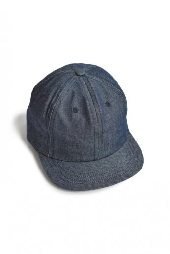 CAL CAP&SUPPLY DENIM BB CAP-SHORT