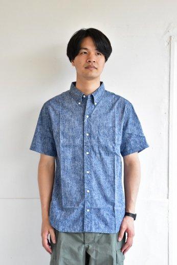 HARRISS(ハリス)  HAWAII ハワイアンボタンダウンシャツ